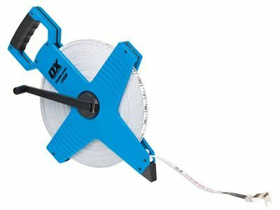 Ox Tools T023510 Trade Open Reel Tape Measure 100M/330FT
