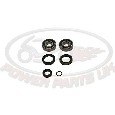 CRANKSHAFT BEARING KIT INCLUDING SEALS - ALL BALLS RACING For KTM SX 50 LC