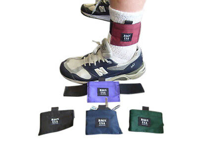Ankle wallets,Athletic ankle wallet for running,walking,jogging Made In U.S.A.