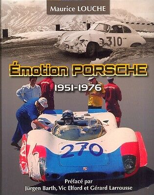 Porsche racing photos 1951-1976 356 911 917 908 906 910 907 SUPERB book