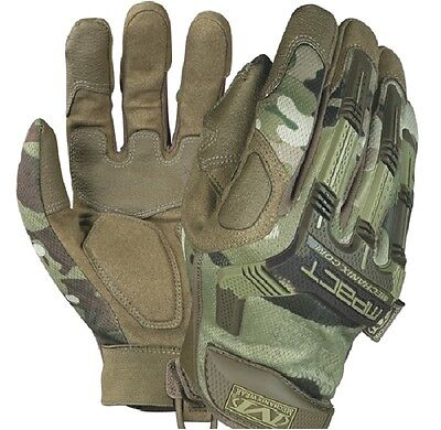 US Mechanix Wear M Pact Gloves Army Gloves Multicam OCP S / Small