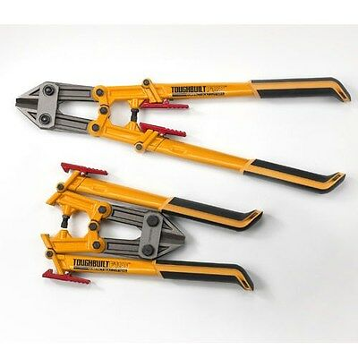 Toughbuilt Heavy Duty & Compact Folding Bolt Cropper Cutters - 18, 24, 36 & 42""