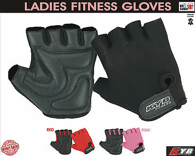 Ladies Womens Gym Exercise Training Yoga Fitness Weight Lifting Cycling Gloves