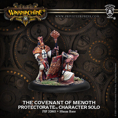 Warmachine: Protectorate of Menoth Covenant of Menoth PIP 32045