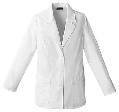 "Cherokee 29"" Lab Coat 2390 WHTS White Free Shipping"