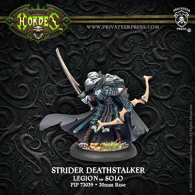 Hordes: Legion of Everblight Strider Deathstalker Blighted Nyss Solo PIP 73039