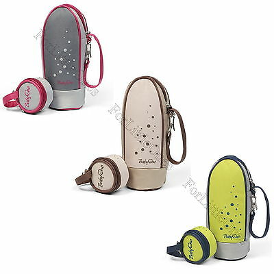 Baby Insulated  Bottle Bag  Warmer PLUS SOOTHER BAG
