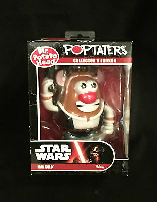 Mr Potato Head - Pop Taters - Hans Solo - Star Wars - Collector's Edition