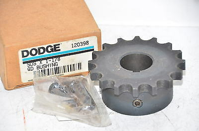 """Dodge Baldor SDS 1-1/8"""" Quick Disconnect Bushing Finished with Keyway"""