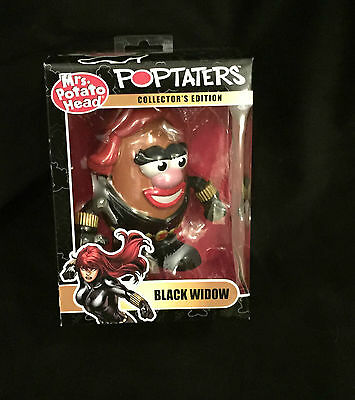 Mr Potato Head - Pop Taters - Black Widow - Avengers - Collector's Edition