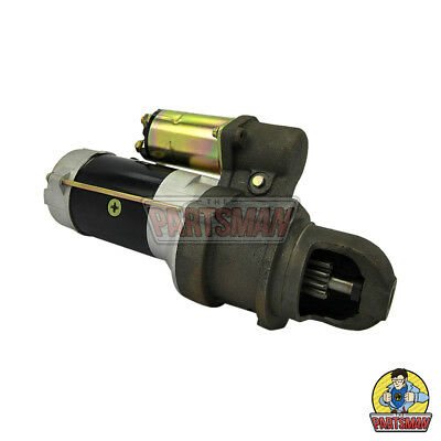 Starter Motor Delco Replacement 12V 2.5KW CW 10T 32mm John Deer & Case Tractor
