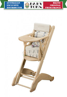 Combelle 21 EVO High Chair Natural