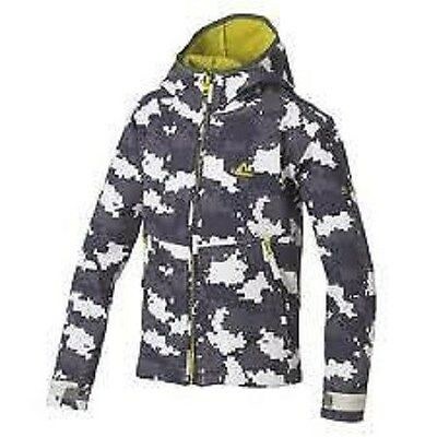 MEN/'S DARE2B THAW-OUT WHITE CAMO WATER REPELLENT AND WINDPROOF SOFTSHELL