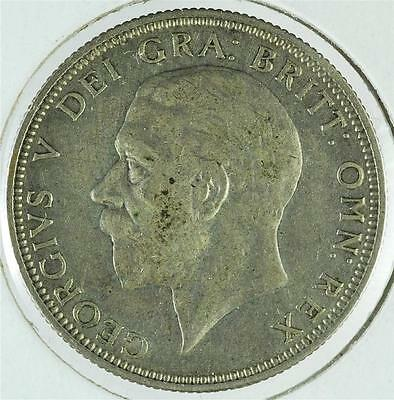Great Britain 1936 1 Florin, KM #834, Silver .500, .18 ASW,  #D55