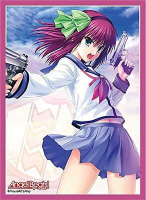 Angel Beats! 1st Beat YURI Card Game Character Sleeves Collection Anime 80ct