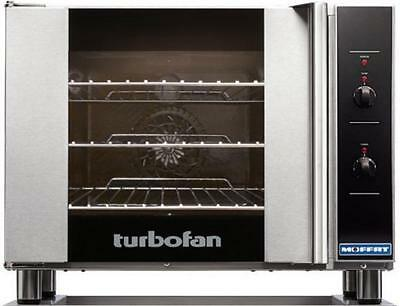 Turbofan E30M3 Electric Convection Oven 3 x 1/1 GN Pan Capacity Chef