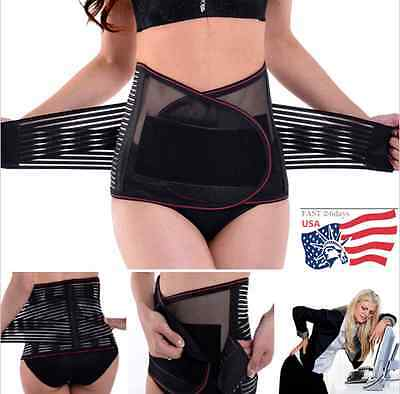 Women's Postpartum Belly Recovery Girdle Tummy Wrap Corset Body Shaper Belt Band