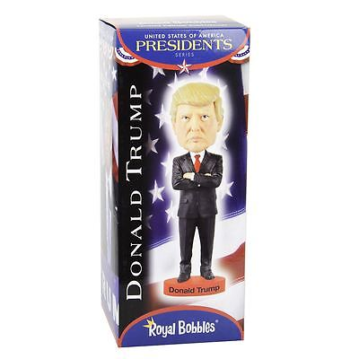 Donald Trump Presidential Candidate Bobblehead Ceramic Doll