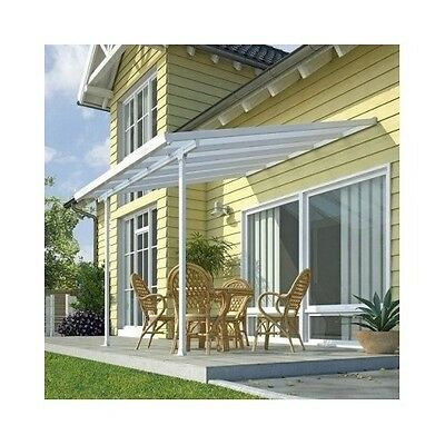 Patio Glazing Cover Outdoor Awning Covers Garden Canopy Rain Sun Protection Tent