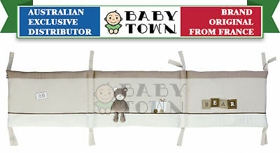 Candide Tinours Padded Cot Bumper