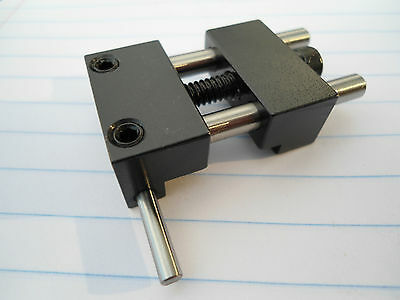 "APM Milling vise work stop part locator jaw 1/2"" to 1-1/2"" CNC machine tool USA"
