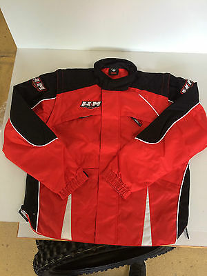 Veste Enduro SHOT - HM ROUGE