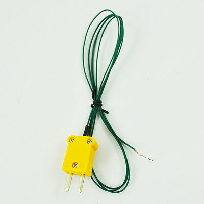 B3 Type K Thermocouple Wire Lead for Digital Thermometer