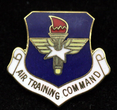Air Training Command Atc Lapel Hat Pin Up Us Air Force Pilot Crew Wing Gift Wow