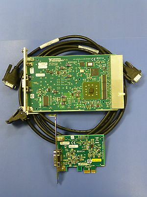 National Instruments PXI-8360 / PCIe-8361 MXI-Express Kit with Cable