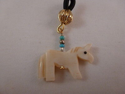 HAND made Frame Sways Eye glass Frame charm jewelry Horse  # eww918131