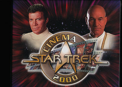 Star Trek Cinema 2000 - MASTER SET