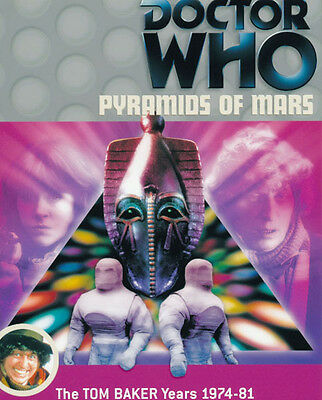 Doctor Who poster photo - 230 - Tom Baker - Pyramids of Mars