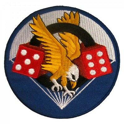 Ecusson / Patch - 506th P.I.R. (Parachute Infantry Regiment)
