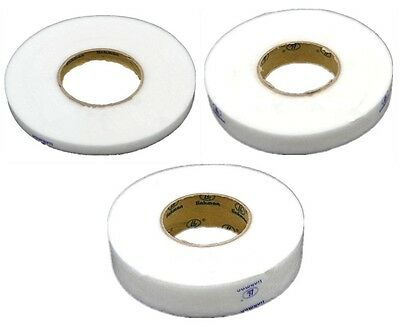 3Pcs/1Set Sewing Double Sided Adhesive Tape DIY Fabric Fusible Interlining Iron