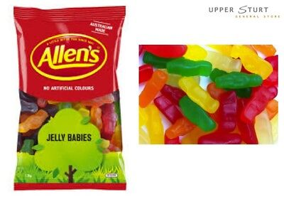 Bulk Allens Lollies – Jelly Babies 1.3kg Bulk Sweets. FAST 'N FREE DELIVERY