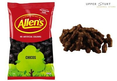 Bulk Allens Lollies Chicos 1.3kg Sweets Bulk Sweets Jubes FAST 'N FREE DELIVERY