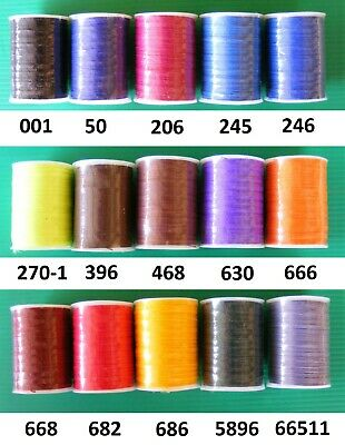 Tackle Plus NCP Whipping Thread - Fishing Rod Building Repairs - 100 Yard Spool
