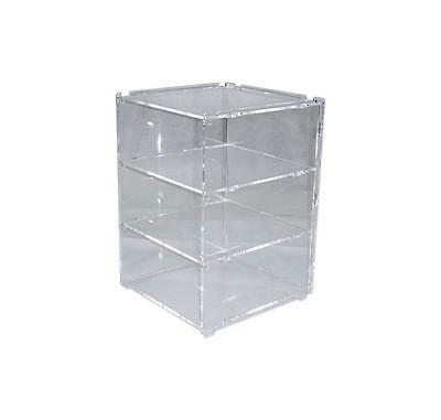 Bakery Delicatessen Pastry Cup Cake Donut Food Counter Display Case Cabinet