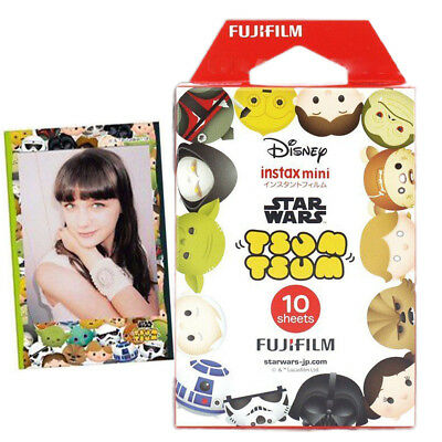 Fujifilm Instax Mini Star Dust Film For Fuji 7s 8 9 25 90 SP-1 Instant Camera US