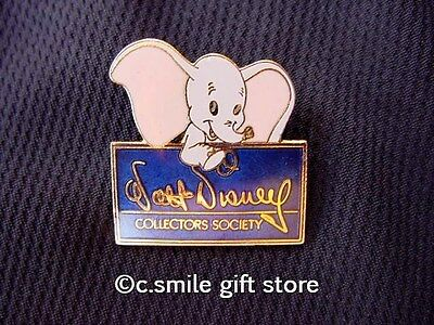 WDCC Disney *1995 Collector Society Pin Dumbo* MINT!!
