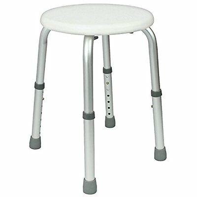 Shower Stool  Adjustable Bath Seat Chair for Elderly Hanicapped Bathroom Safety