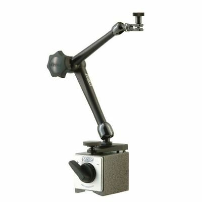 Noga DG10533 Magnetic Base 176 lb. Holding Power Dial & Test Indicator Holder