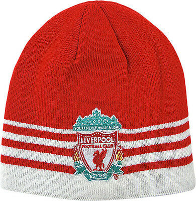 Liverpool FC Supporters Beanie- 100% Official Licensed Product