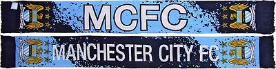 Manchester City Supporters Scarf
