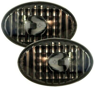 Vauxhall Corsa B Mk1 & C Mk2 Side Repeater Indicators - Crystal Black