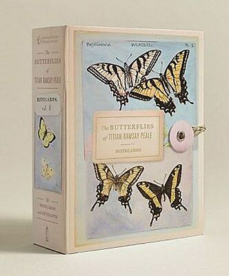 , The Butterflies of Titian Ramsay Peale Notecards ,  9781419718069