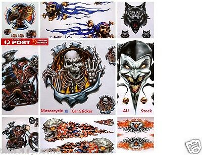 Brand New Decal vinyl Sticker for Car Motorcycle Motorbike