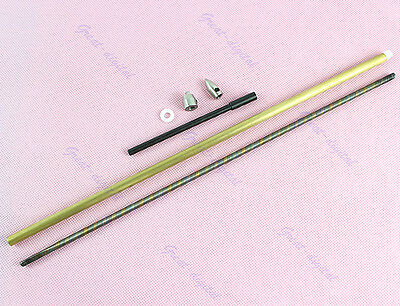 4.76mm Cable Shaft Drive Dog Prop Nut For RC Boat 3/16 inch x 15.7 inch 300mm