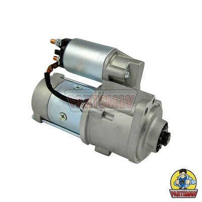 New Starter Motor Ford Tractor & Ford Forklift S45 4DQ 12V 2.0KW CW 10T 38mm