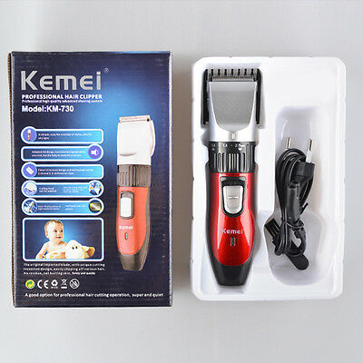 New Rechargeable Men's Electric Shaver Razor Beard Hair Clipper Trimmer Grooming